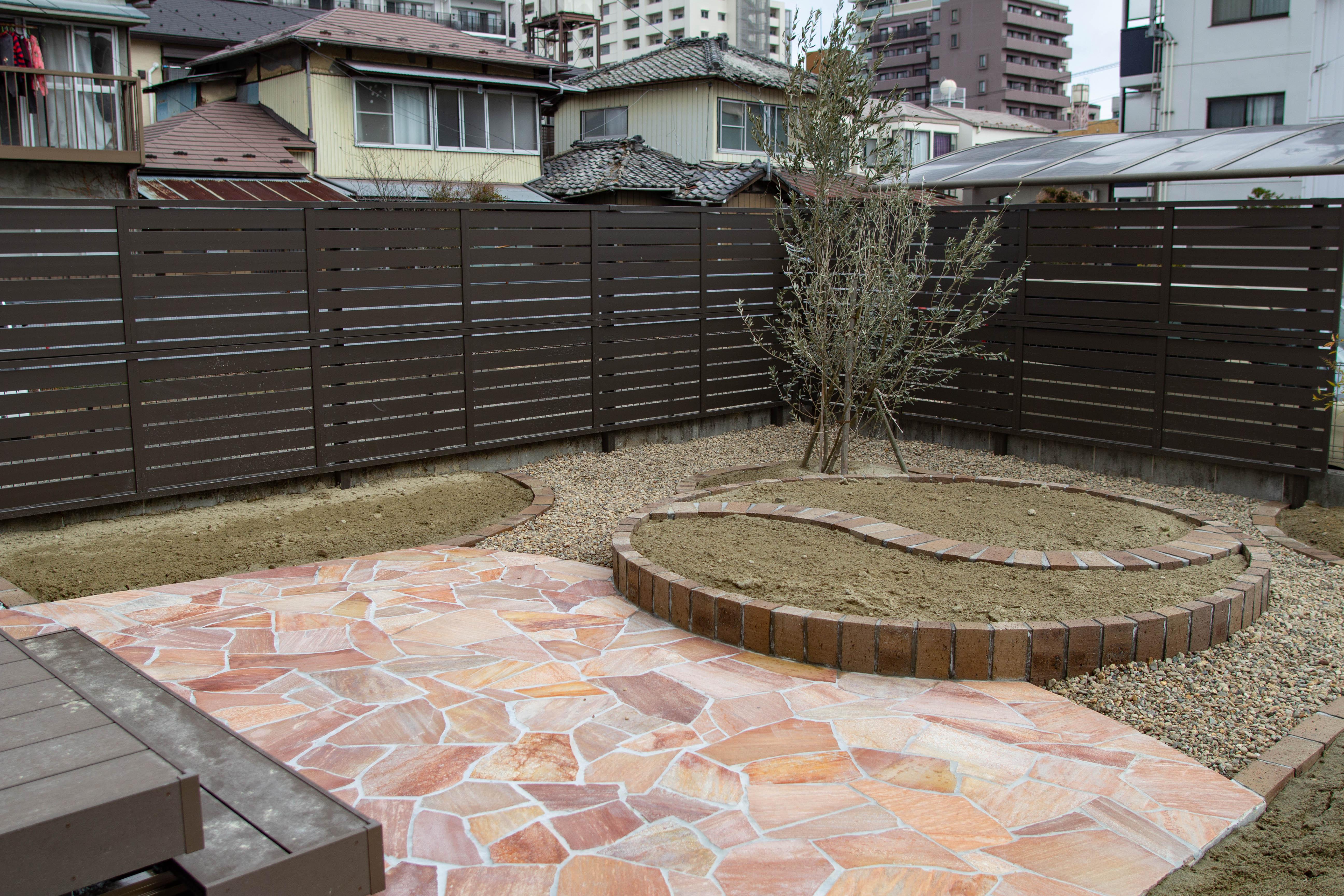 ガーデン6 施工後